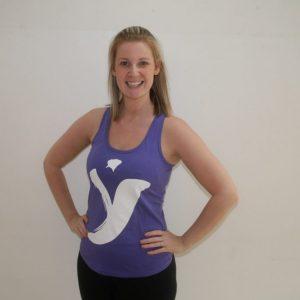 Racerback Vest Purple